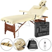 "Master Massage Therma- Top Massage Table; 30"", Sand (28291)"