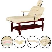 """Master Massage Stationary Massage Table; 31"""", Cream (67236)"""