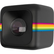 Polaroid Cube POLC3 3.4 mm 6MP Sports Lifestyle Action Video Cameras, Black