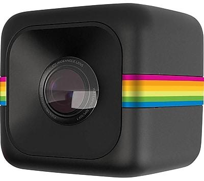 Polaroid Cube POLC3 3.4 mm 6MP Sports Lifestyle Action Video Cameras, Black