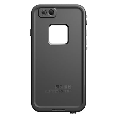 LifeProof fre Waterproof Case for iPhone 6/6s, Black (77-52563)