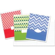"Hilroy Stitch Book, 9-1/8"" x 7-1/8"", Assorted, 32 Pages"