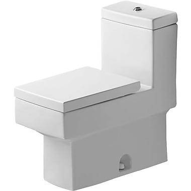 Duravit Vero 1.28 GPF Elongated One-Piece Toilet