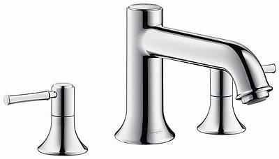 Hansgrohe Talis C Two Handle Deck Mount Roman Tub Faucet; Chrome