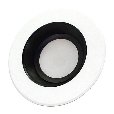 NICOR Lighting 3000K 6'' LED Recessed Retrofit Downlight WYF078277012680