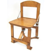 Spiderlegs Folding Side Chair; Warm Oak