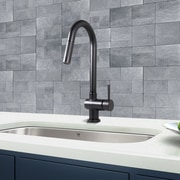 Vigo Gramercy Pull Out Single Handle Kitchen Faucet