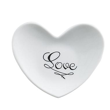 Rosanna Cross My Heart Love Heart Dish