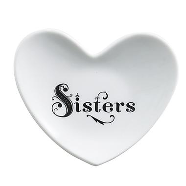 Rosanna Cross My Heart Sisters Heart Dish