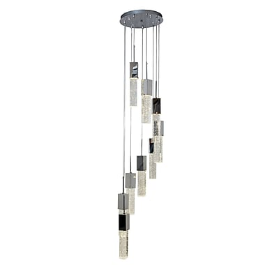 Finesse D cor 9-Light Cascade Pendant