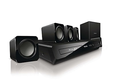 Philips 5.1Ch Wi-fi Smart Home Theater System, Factory Refurbished 1966304