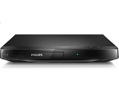 Philips Blu-ray Disc Player, Factory Refurbished 1966302