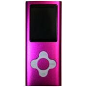Vertigo 8GB MP4 Player, Pink