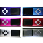 Vertigo 16GB MP4 Player, Assorted Colors