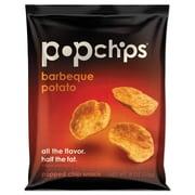 popchips® Potato Chips, Bbq Flavor, .8 Oz Bag, 24/carton