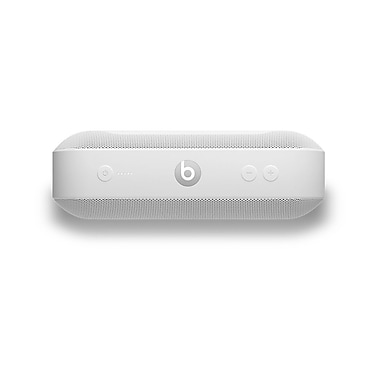 Beats – Haut-parleur Bluetooth portable Pill+, blanc
