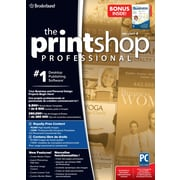 Logiciel The Print Shop Professional v4, avec logiciel « Easy Business Imprints » en prime