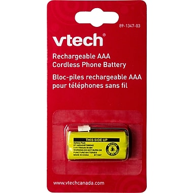 Vtech BT266342 Rechargeable AAA Cordless Phone Battery