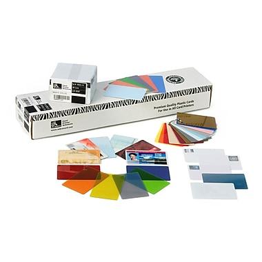 Zebra Premier PVC Card, Recycled (104523-170)