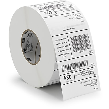 Zebra Z-Perform 2000T Paper Label (10000283)