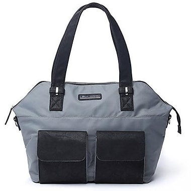 Kelly Moore Ponder Bag with Removable Basket, Grey