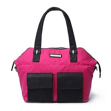 Kelly Moore Ponder Bag with Removable Basket, Magenta