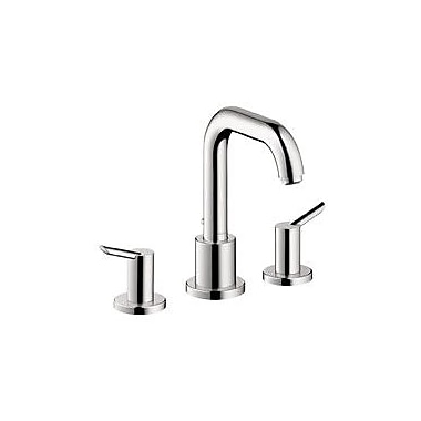 Hansgrohe Focus S Two Handle Deck Mounted Roman Tub Faucet