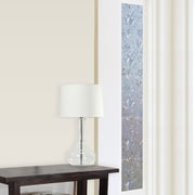 Brewster Home Fashions Window Decor Floral Sidelight Window Film