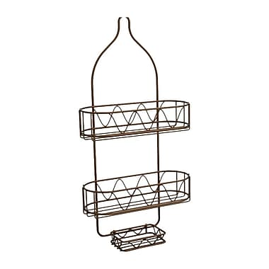 ATH Home Shower Caddy; Copper Tone