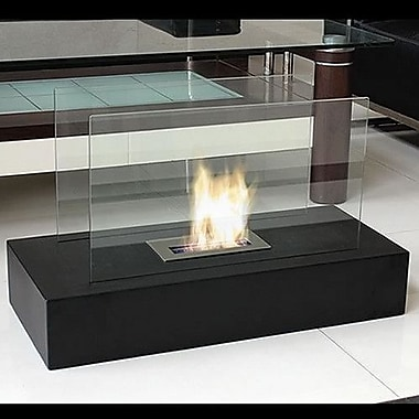 Nu-Flame Fiamme Freestanding Bio Ethanol Fuel Outdoor Fireplace