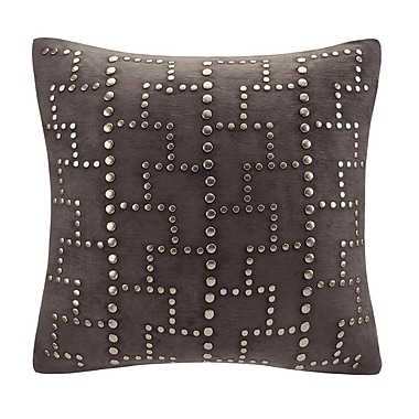 Madison Park Studded Square Throw Pillow