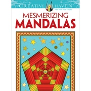 Creative Haven Mesmerizing Mandalas