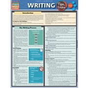 BarCharts, Inc. QuickStudy® Writing Essentials Reference Set (9781423231585)