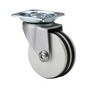 Richelieu Furniture Casters 50mm, Swivel, Silver (BP85024011201)