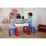 Keter (25503) Construction Table with Building Block