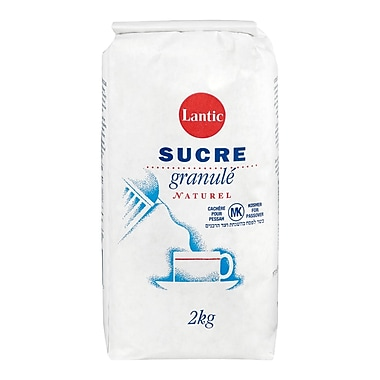 Lantic Fine Granulated Sugar, 2 kg