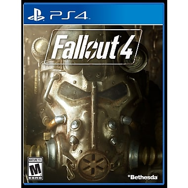 Fallout 4, PS4