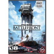 Star wars Battlefront, English