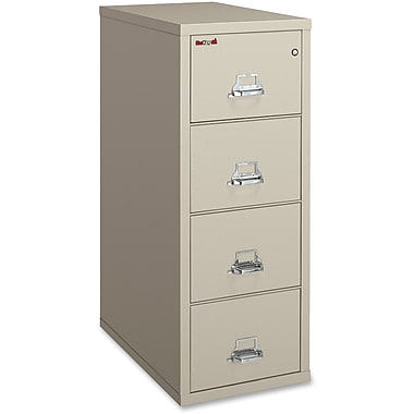 FireKing Insulated File Cabinet, 20.8