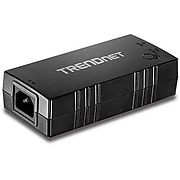 TRENDnet TPE-115GI Full Duplex Ethernet Speed Gigabit PoE+ Injector