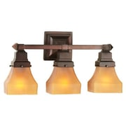 Meyda Tiffany Bungalow 3 Light Vanity Light
