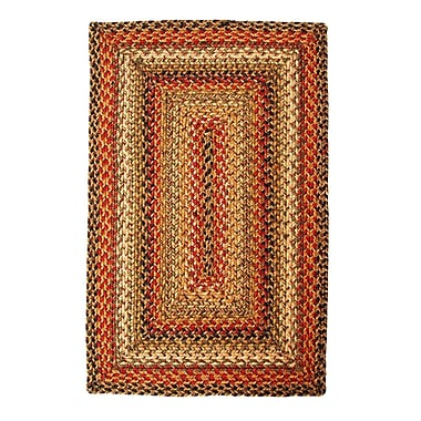 Homespice Decor Kingston Rug; Rectangle 2'3'' x 3'9''