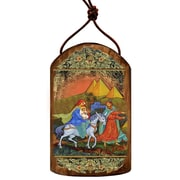 G Debrekht Inspirational Icon Flight to Egypt Wall Decor
