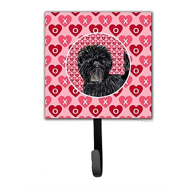 Caroline's Treasures Affenpinscher Leash Holder and Wall Hook