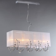 Warehouse of Tiffany 4-Light Kitchen Island Pendant