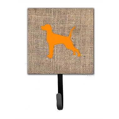 Caroline's Treasures Pointer Leash Holder and Wall Hook
