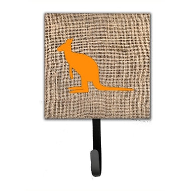 Caroline's Treasures Kangaroo Leash Holder and Wall Hook
