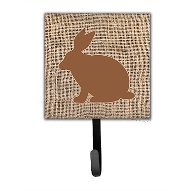 Caroline's Treasures Rabbit Leash Holder and Wall Hook