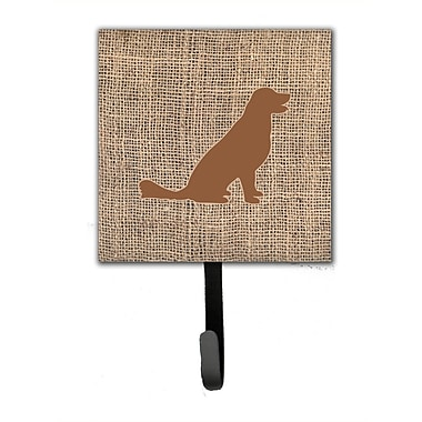 Caroline's Treasures Labrador Leash Holder and Wall Hook