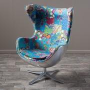 Home Loft Concepts Gordon Swivel Lounge Chair